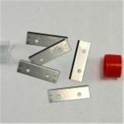5 REPLACEMENT BLADES FOR LEATHER STRAP CUTTER Worldwide posting
