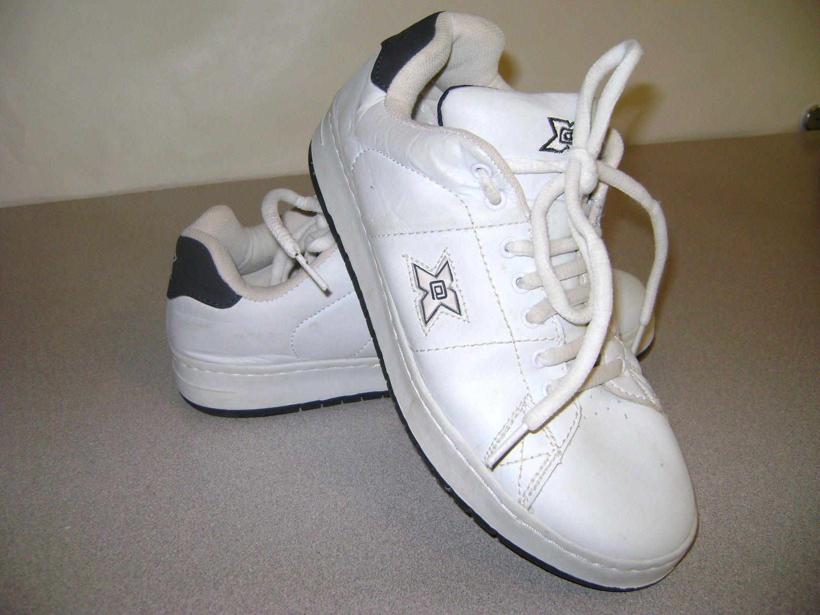 RJA Premium Leather White 900612 sz 9