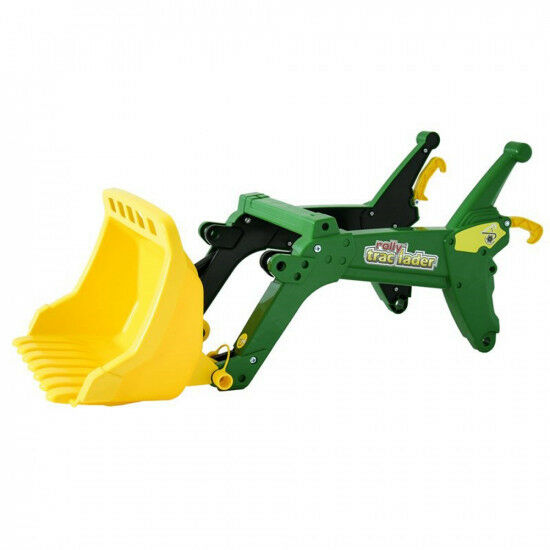 Ruspa RollyTrac Lader Lader Lader Rolly Toys verde 4a2425