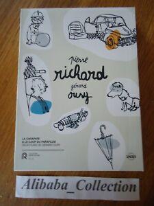 Estuche-Lote-2-DVD-Piedra-Richard-el-Carapate-el-Coup-Del-Paraguas-Oury