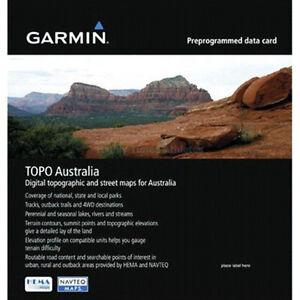 Garmin Australia Map.Details About Latest 2016 Garmin Australia New Zealand Topo Map V5 Micro Sd Card Gps