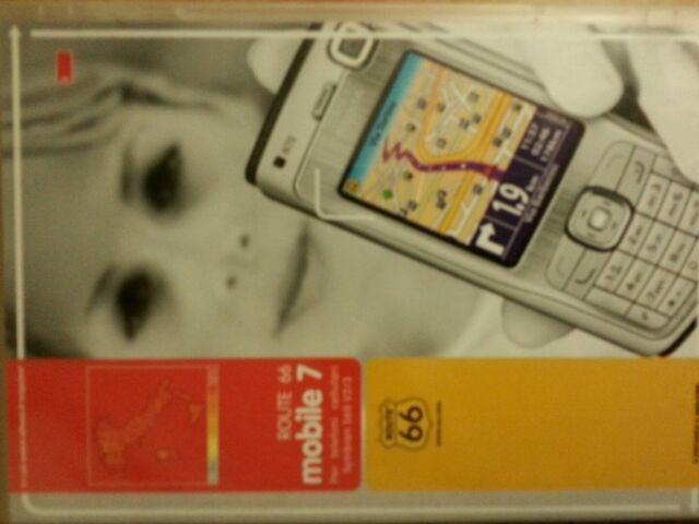 Route 66 mobile 7 - Italia - per telefoni cellulari symbian s60 s 60