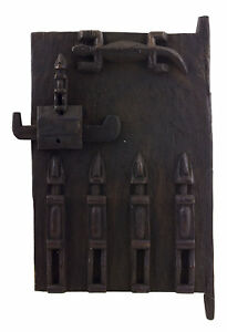 Porta Dogon Loft Per Mil Mali 47x 28 CM - Persiane Box- Arte Africano - 6396