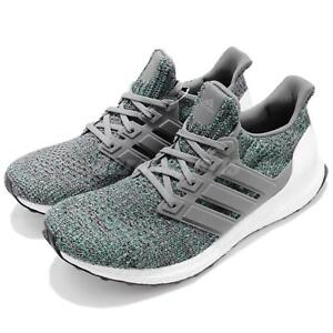 ed1bb9bb64f adidas UltraBOOST 4.0 Continental Hire Grey Four Men Running Shoe ...
