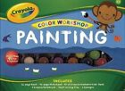 Crayola Color Workshop: Painting by Dorothy Jean Sklar (Mixed media product, 2013)