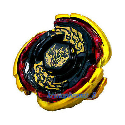 Beyblade BB43 Gold Dragon Special Edition Fire Destroy Dragon 4D Metal Beyblade