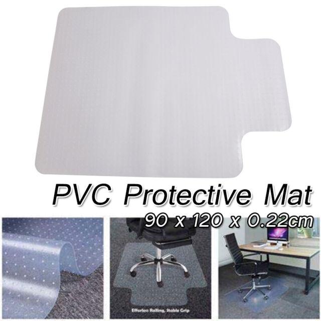 Office Desk Chair Mat For Carpet Pvc