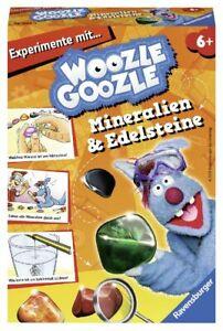 Woozle-Goozle-Mineralien-amp-Edelsteine-Ravensburger-Experiment-lernen-Phyik-zu