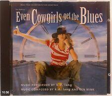 k.d. lang - Even Cowgirls Get the Blues (Original Soundtrack) (CD 1993)