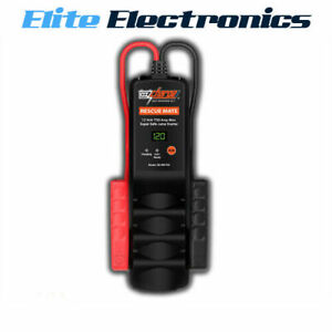 OZCHARGE RM750 RESCUE MATE BATTERY-LESS SUPER CAPACITOR JUMP STARTER 12V 750A