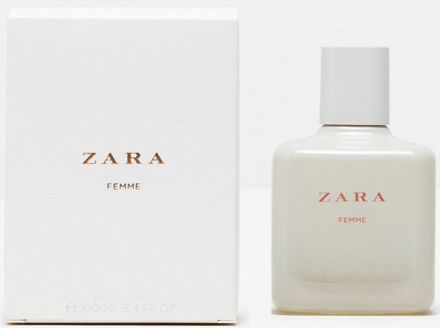 3 Toilette De 100ml 4oz Femme Fragrance For Zara Woman Edt Eau Perfume mv8nw0NO