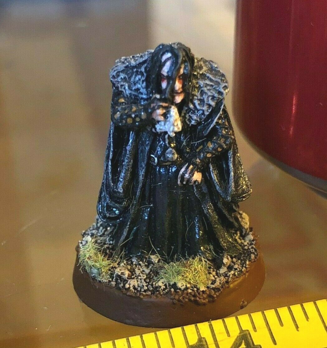Grima Hero Metal Well Painted Middle Earth SBG GW LOTR Lord of the Rings
