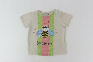 Gucci Girls Graphic T Shirt Age 2