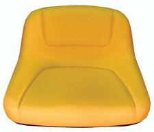 John Deere Mower Seat Factory Second Lowback L111 L118 L120 L130 L135 L145 NEW