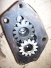 Original Ih Farmall Cub Tractor Engine Oil Pump 1948