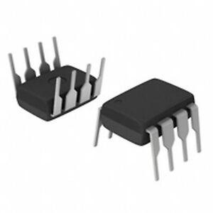 4-pcs-MCP6022-I-P-Microchip-2x-OpAmp-RtoR-10MHz-7V-us-DIP8-NEW-BP