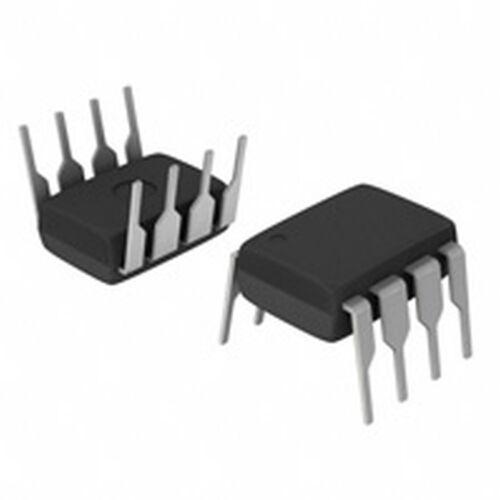 10 pcs MCP602-I//P  Microchip   2x OpAmp  LP 2,8MHz 2,3V//us DIP8  NEW  #BP