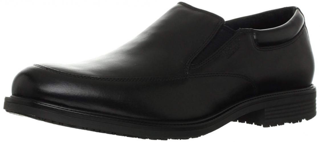 Rockport Mens Essential Waterproof Slip-On Loafer Leather Oxford Comfort Walking