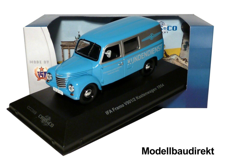 IFA Framo v901 2 Service clients Bj 1954 1 43 Ixo est ccc069 Cars & Co NOUVEAU & NEUF dans sa boîte
