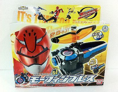 go busters  Morphin Brace Power Rangers Beast Morphers MORPHER JP