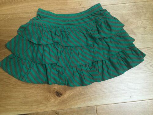 PINK STRIPE BNWOT AGES 2-3-4-5-6-7-8 GREEN BODEN GIRLS EMBROIDERED DRESS DENIM