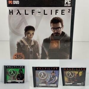 Lot-Of-4-Half-Life-2-Half-Life-Blue-Shift-Opposing-Force-Counter-Strike-PC-VTG