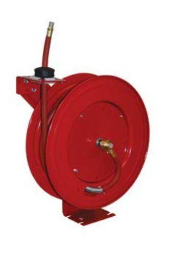 Atd Tools ATD-31167 1 2  X 50 Ft. Retractable Air Hose Reel