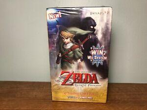 legend of zelda twilight princess trading card complete basic set