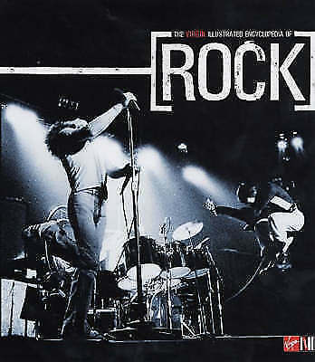 The Virgin Illustrated Encyclopedia of Rock-ExLibrary