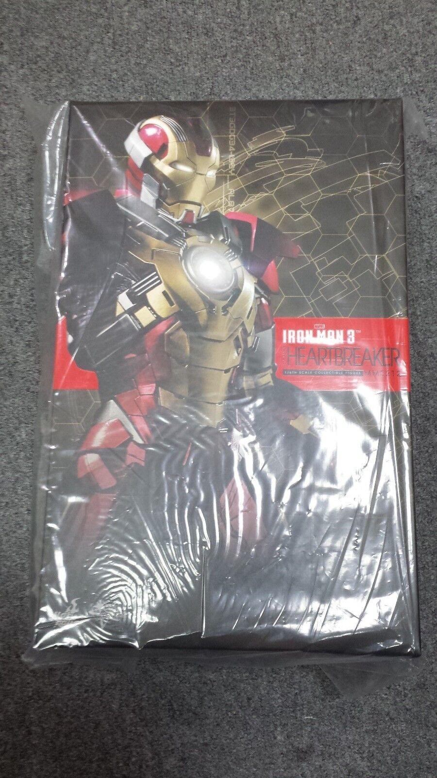 heta leksaker MMS 212 Iron Man 3 Mark XVII 17 Hekonstbreaker 12 tum Action Figur NY