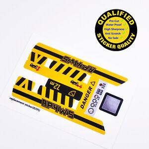 CUSTOM-sticker-for-LEGO-8295-Telescopic-Handler-Technic-Premium-quality