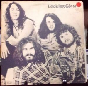 LOOKING-GLASS-Album-Release-1972-Vinyl-Record-Collection-US-pressed