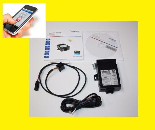 Neu auf dem Markt Webasto Thermo Call TC4 Entry APP Bedienung via Handy
