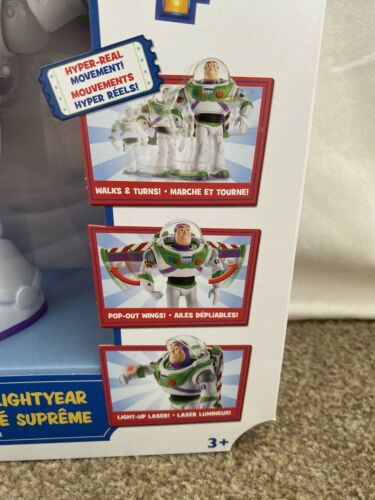 Toy story 4 Ultimate Walking Buzz Lightyear de Mattel