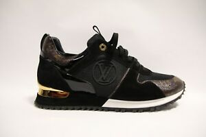 36b14f35d LOUIS VUITTON RUN AWAY SNEAKERS SIZE 37/ US 8.5 ~ SOLD OUT! | eBay
