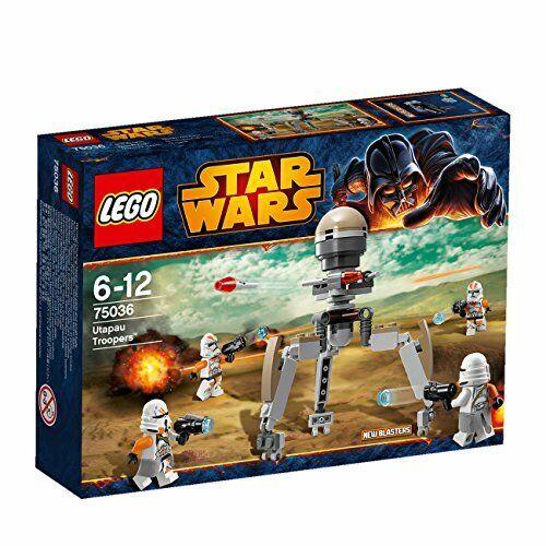 Lego (Lego) Estrella Wars Utapau Clone Troopers 75036F S