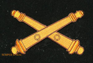 Field-Artillery-CROSSED-CANNON-PATCH-KING-OF-BATTLE-PIN-UP-OK-US-MARINES-VETERAN