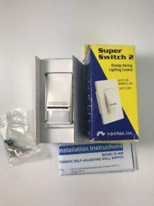 Buy Novitas Super Switch 2 Occupancy Sensor Model 01 400 White