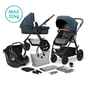 carrito bebe y silla coche