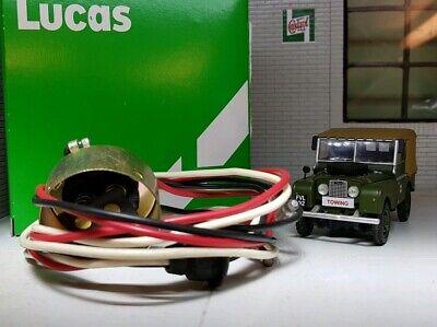 Ferguson Fordson Lucas Type Bpf Phare Support D'ampoule Montage Câblage P36d Équipements Professionnels Autres