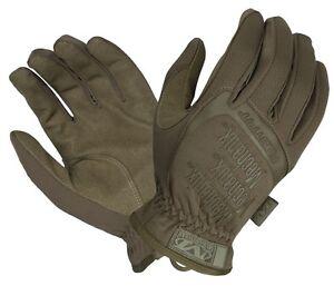 Geschickt Mechanix Wear® Fastfit Handschuhe Tactical Allround Army Coyote Gloves Xxl Bequemes GefüHl