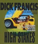 High Stakes by Dick Francis (CD-Audio, 2012)