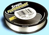 Stren Smooth Casting 100% Fluorocarbon Fluorocast Clear 200 Yd. Fishing Line