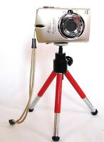 8 Table Top Mini Tripod For Fujifilm Finepix S4200 S4300