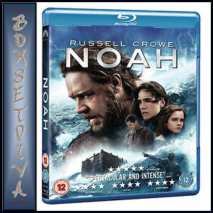 NOAH - Russell Crowe    * BRAND NEW BLU-RAY