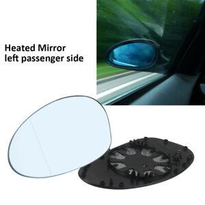 Right Blue Heated Wing Mirror Glass for BMW  E90 E91 05-08 E87 E88 04-09 E85 Z4