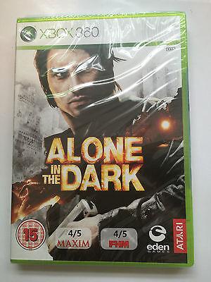 Alone In The Dark For Xbox 360 New Sealed Ebay