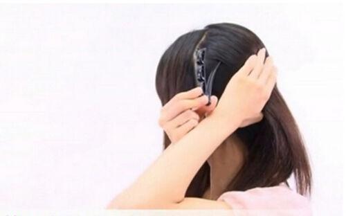 Doppel Haarnadel Clips MG Haarspange Kamm US Haarnadel DisH9