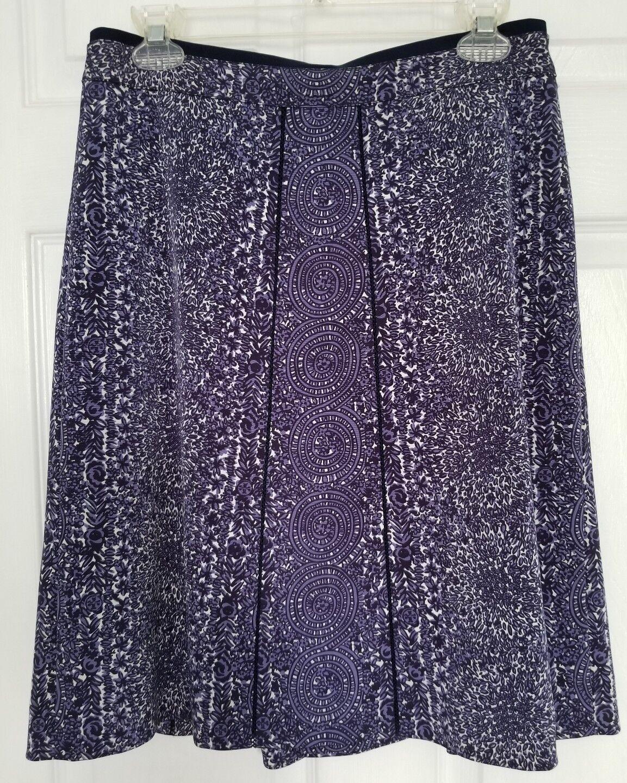 NWOT Tory Burch Sz 4 A-Line Skirt, Lined