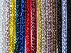 SILKY-ORNATE-GIMP-BRAID-50-METRE-REEL-Trim-for-Upholstery-amp-Furnishing